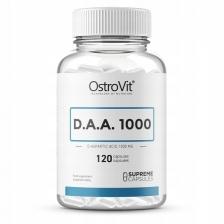 OstroVit D.A.A Supreme Capsules 1000 120 caps