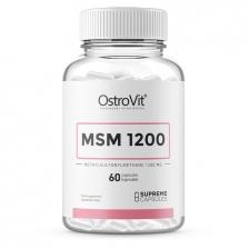 OstroVit MSM Supreme Capsules 1200 60 caps