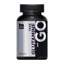 TAKE and Go Glutamine 120 caps