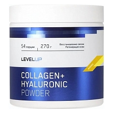 Level Up Collagen +Hyaluronic Powder 270 г