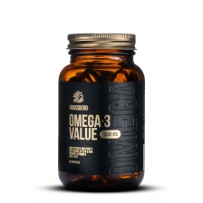 GRASSBERG Omega Value 1000 mg 60 caps