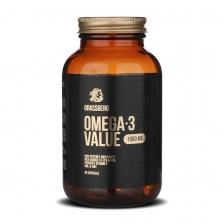 GRASSBERG Omega Premium 1200 mg 90 caps