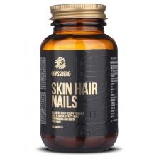 GRASSBERG Skin Hair Nails 60 caps