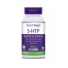 NATROL 5-HTP 100 mg T/R 45 tabs