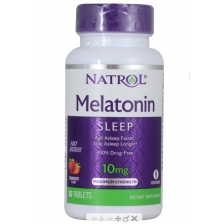 NATROL Melatonin 10 mg F/D 60+15 tabs