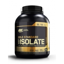 ON Gold Standard 100% Isolate 5,19 lb