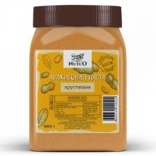 NUTCO Арахисовая паста хрустящая - 990 гр.