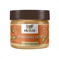 NUTCO Арахисовая паста классическая - 300 гр
