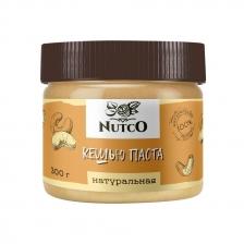 NUTCO Кешью паста натуральная - 300 гр.