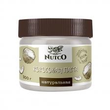 NUTCO Кокосовая паста натуральная - 300 гр.