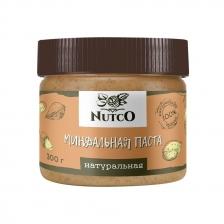 NUTCO Миндальная паста натуральная - 300 гр.