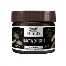 NUTCO Паста урбеч из семян чёрного кунжута - 300 гр.
