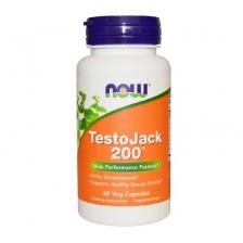 NOW TestoJack 200 120 caps